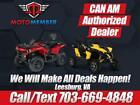 2018 Can-Am® Outlander™ MAX XT™ 650 Intense Red  0 Intense red