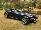 2001 Plymouth Prowler Mulholland Edition 2001 Chrysler Prowler