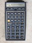 HP 41CX Scientific Calculator without Case