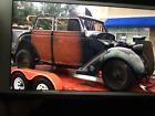 1936 Ford Convertible Touring Sedan  1936 Ford,Flathead, 1935, Convertible Sedan, Hot Rod, Street Rod