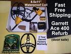 Garrett Ace 400 Refurb Metal Detector with Bonus Items  * Fast Free Shipping