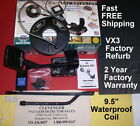 Spectra VX3 Whites Metal Detector with Waterproof Coil   Fast FREE Shipping