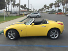 2008 Pontiac Solstice  2008 Pontiac Solstice GXP  -- only 31.5k miles! -- Mean Yellow w/stripes!
