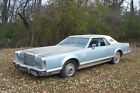 1979 Lincoln Mark Series  1979 mk v make a nice driver