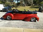 1941 Willys Americar roadster convertible 1941 willys americar convertible