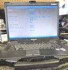 PANASONIC TOUGHBOOK CF-52GGNBP2M BOOTS TO BIOS AS-IS  R3-3