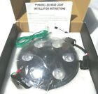 """7"""" Round LED Head light Halo Ring for 97-18 Jeep Wrangler LB 2100lm HB 2880lm"""
