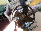 Eureka Heinze Electric Co Steering Column Fan Rat Rod 6v Vintage Hotrod Car
