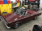1967 Plymouth Belvedere II Convertible Red on Red 1967 Plymouth Belvedere II Convertible, clean and nice driving fun car