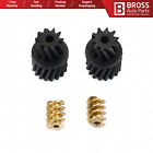 Door Lock Actuator Gear and Worm Gear Sets for Mercedes W203 W211 CLK W209 A209