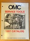 1997 OMC Service Repair Tools Manual Catalog 507275