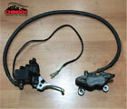 Sno Scoot Hydraulic Brake System for Conversion Kit Sno Sport Snoscoot