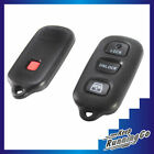 FitsTOYOTA 4Runner Camry Replacement Remote Keyless Key Fob Case 4  BTN  Shell