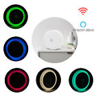 WiFi LED Smart Night Light Lamp Wireless APP Control Motion Sensor Sound Detect