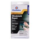 Permatex Bullseye Windshield Repair Kit fix damaged laminated windshield glass