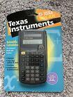 Vintage Texas Instruments TI-30Xa Solar Scientific Calculator 1997 Sealed!