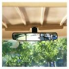 "10L0L New Golf Cart Rear View Mirror, 16.5"" Extra Wide 180 Degree Panoramic Rear"