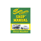 Shop Manual - Ford & Mercury Passenger & Pickup - Also Lincoln Zephyr - 8-1/2 X