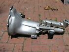Austin Healey Bugeye and Sprite 948 smooth case transmission gearbox  rebuilt