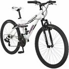 "Mountain Bike Women's 26"" Wheel Aluminum Frame 21 Speed Mongoose  Shimano NEW"