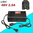 LEORY 48V 2.5A Electric Scooter Battery Charger Panterra PC Plug For 48V Lipo El