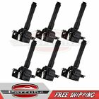 Brand New Ignition Coils Set of 6 for Audi A4 A6 A8 S4 Allroad VW Passat UF290