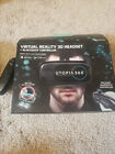 ReTrak Utopia 360° Virtual Reality VR Headset with Bluetooth Controller