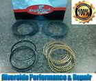 1993 Chev 305 5.0L V8 Premium Piston Ring Set GM CAR Shallow Oil Ring Chevy