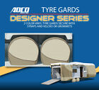 DESIGNER SERIES TYRE GARD - RV TIRE COVER