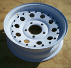 "13"" Mini-Mod 5H Trailer Wheel With Rivets for Campers and Utility Trailers"