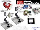 Insta Trim Boat Leveler / Bennett Replacement Tab Tabs 18 x 9 18x9 Kit N189000