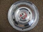 "1955 Hudson Hornet Wasp 15"" hubcap"