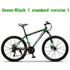"""Cheapest 21 Speed MTB Bicycle Bike 17x26"""" Mountain Bike Disc Brake Unisex Gift"""
