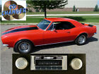 CD Changer Player & 300 watt* AM FM Stereo Radio '69-77 Camaro iPod USB Aux in