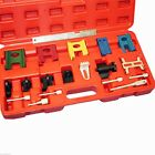 19PC PETROL ENGINE TWIN TIMING CAM LOCKING SETTING & FLYWHEEL HOLDING TOOL KIT