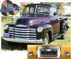 CD Changer Player & 300 watt* AM FM Stereo Radio '47-53 Chevy Truck iPod USB Aux