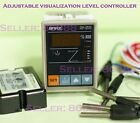 Adjustable visualization level controller