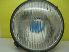 "SIEM 6"" GLASS HEAD LAMP # 8010  FIT VINTAGE FIAT, NOS MADE IN ITALY"