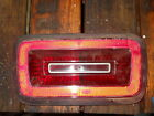 1970 70 FORD GALAXIE XL TAILLIGHT TAIL LIGHT LENS PARTS CAR 390 2 DOOR