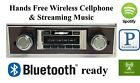 '67-68 Camaro WOOD Dash AM FM Bluetooth New Stereo Radio iPod USB Aux  300 watts