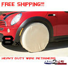 8 Eight Tire Rim Wheel Trailer Covers Boat Travel RV Watercraft PWC Camper Truck