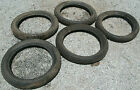Tires Iroquois Vintage ML 90-18 Set & Spare Front & Rear  Nylon Tube Austin OEM