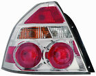 2009-2011 Chevrolet Aveo Sedan New Left/Driver Side Tail Light Assembly