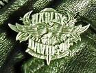 Flaming Eagle Harley-Davidson Motorcycle Harley Pewter Biker Jacket pin 1017