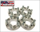 4 Jeep Wheel Spacers Adapters 1.5 inch Fits: TJ, YJ, XJ, KJ, KK, ZJ, MJ Models