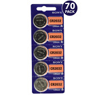 Sony- CR2032 3V Lithium Coin Battery (70 Cell Batteries)