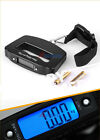 Portable 50Kg/10g LCD Electronic Luggage Hanging Fishing Pocket Weight Scale USA