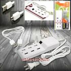 6FT Cable 6xUSB Socket Port Output Power Adapter+Cable Cord Samsung Galaxy Note3