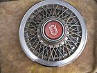 1983 1984 1985 86 87 87 Ford Mercury T Bird Spoke Red Center Wheel Cover Hubcap