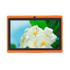 "iRulu A23 7"" Android 4.2 Tablet PC 8GB Dual Core Cameras Orange w/ 16GB TF Card"